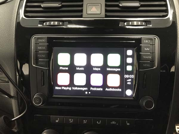retrofit car dashboard