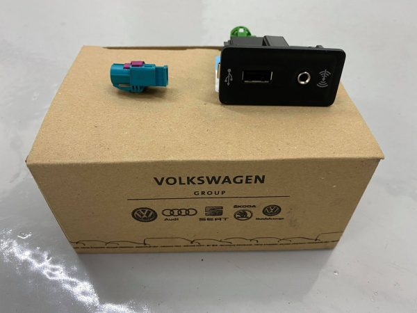mib2 usb kit with adapter