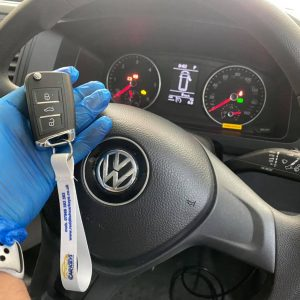 vw transporter t6 key