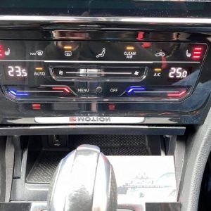 golf mk7 climatronic panel