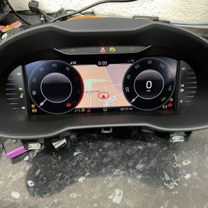 skoda octavia virtual cockpit